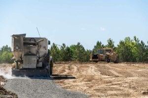 Heritage Todd Creek Concrete Soil Stabilization