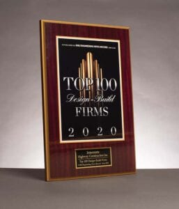2020 Top 100 Design Build Firms from Engineering News Record