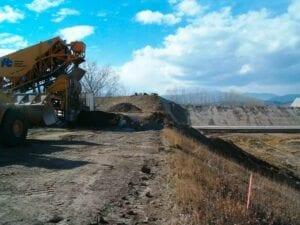 Blunn Dam Soil Stabilization Project