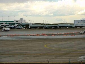Concourse A East Apron Expansion Completion