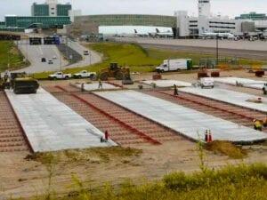Concourse A East Apron Expansion Concrete Pavement