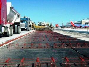 Concrete Paving Project at Denver International Airport Concourse C