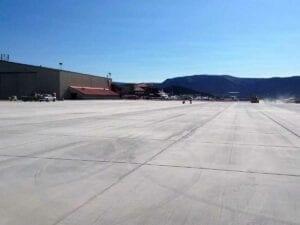 Eagle County Airport Concrete Apron Reconstruction Safety Improvements