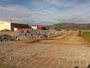 Eagle County Airport Concrete Paving Apron Reconstruction