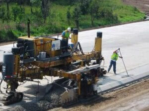 Concrete Paving Reconstruction on the Eastbound Roadway of I-196