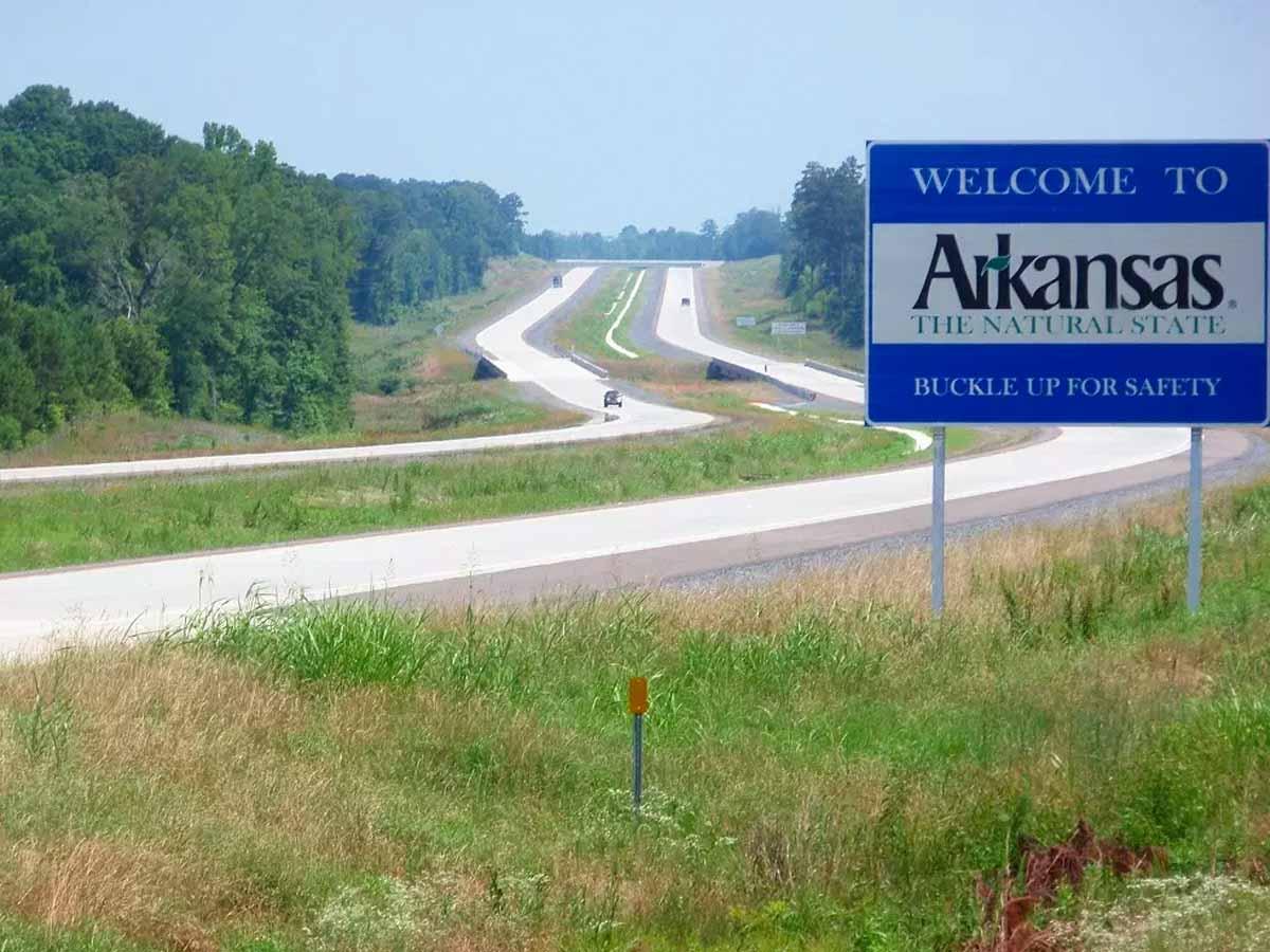Interstate 49 Reconstruction on the Louisiana Arkansas State Line
