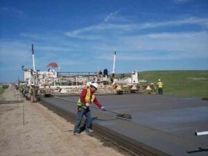 I-76 Reconstruction Sedgwick to the Nebraska state line concrete paving