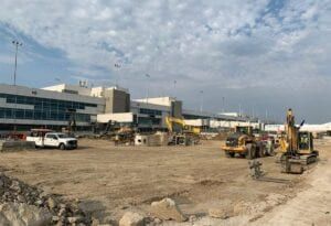 Denver International Airport Rehabilitation Improvements