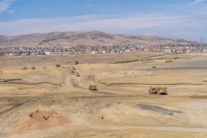 Red Rocks Ranch Residential Development Earthwork