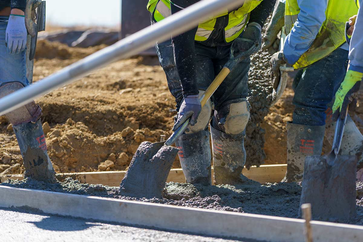 IHC Scott Concrete Flatwork