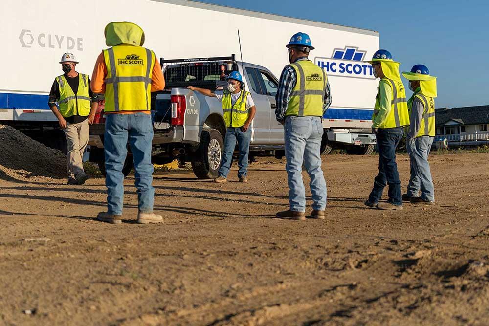 IHC Scott Safety Meeting