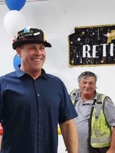 Lon Schumacher Retirement Party