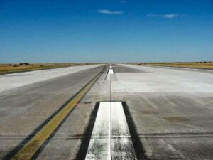Runway and Taxiway airfield pavement rehabilitation at Denver International Airport