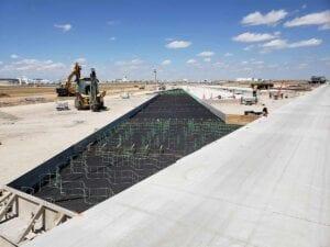 Runway 17R-35L Complex Pavement Rehabilitation Project for Denver International Airport Concrete PCCP Paving