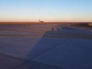 Denver International Airport Runway 8/26 Pavement Rehabilitation Completed