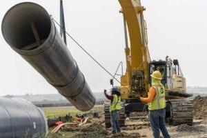 Thornton Pipeline Installation