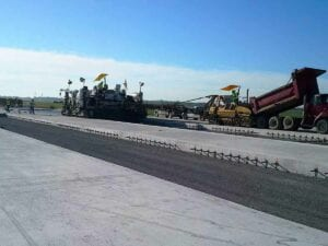 Detroit Metropolitan Airport Taxiway and Safety Enhancements