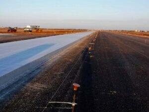 Vance Air Force Base Runway Concrete Pavement Reconstruction