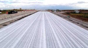 Weld county road 49 concrete paving