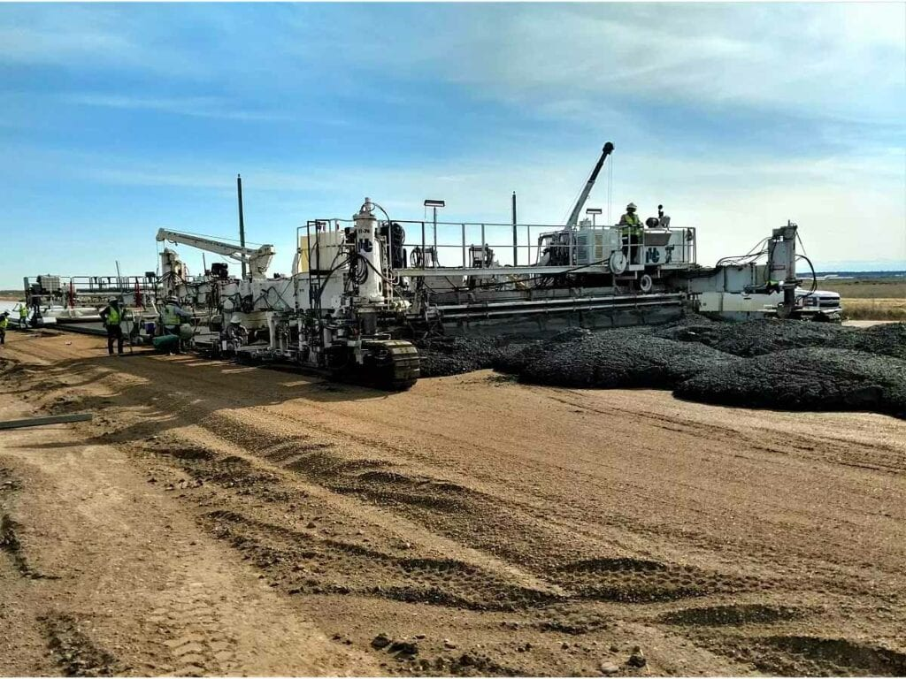 Concrete Paving of Weld County Road 47