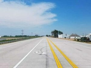 Reconstruction of Weld County Road 47