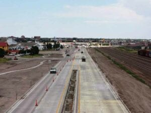 West Lincolnway (US-30) reconstruction