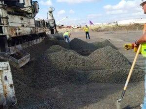 Wayne County Airport PCCP Concrete Paving