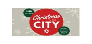 christmas in the city donation event