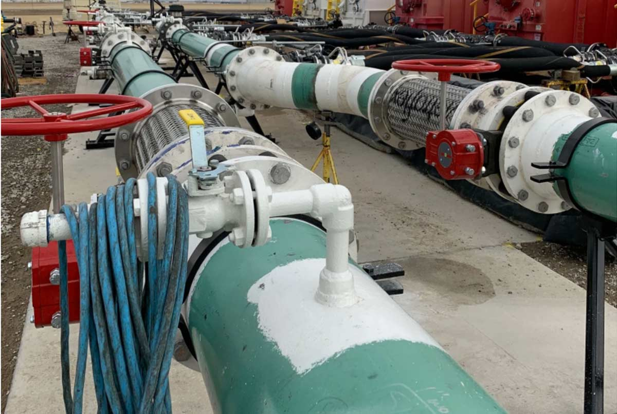 Completion of First Mainline Fuel Flushing Operation at Denver International Airport