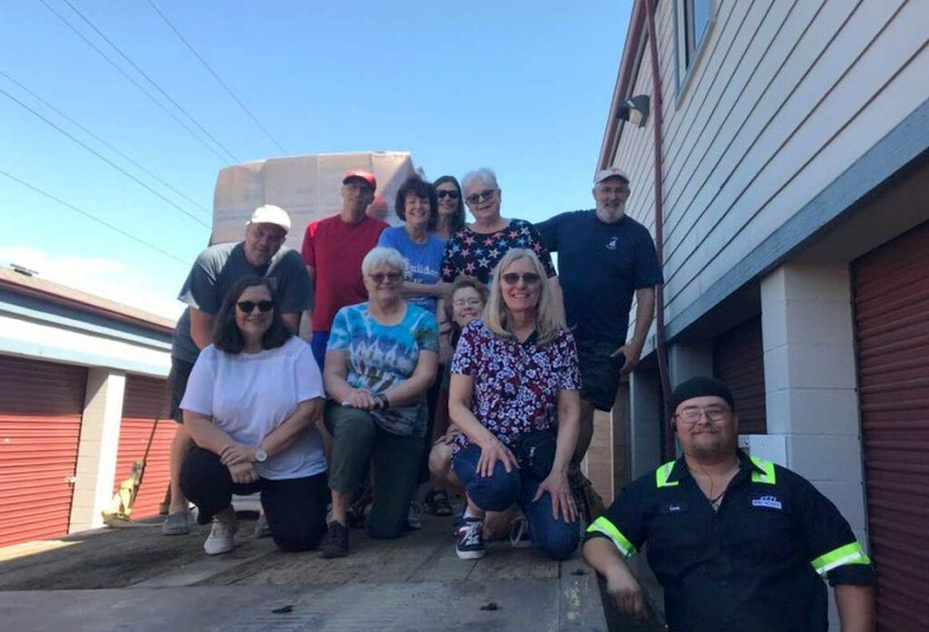 Diaper Depot Community Support Project