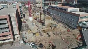 University Colorado Hospital Tower Construction